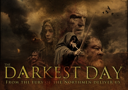 The UK poster for Viking, A Darkest Day
