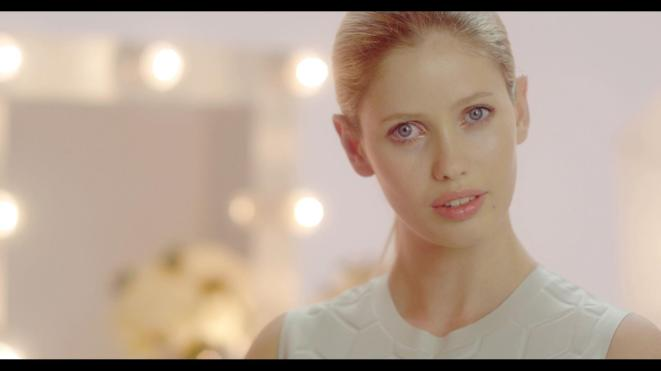 Framegrab from Max Factor beauty spot