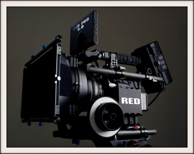 Our Red Epic Kit