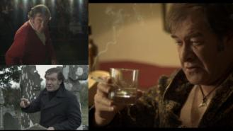 Stills from Playing Burton