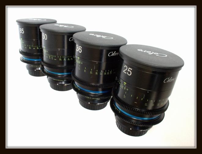 Celere Lenses